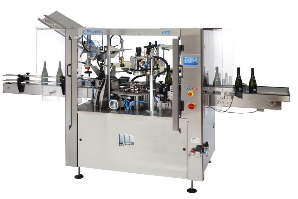Machine LCE Mécamarc